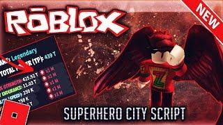 ✅| NEW]ROBLOX SUPERHERO CITY | MULTIPLIERS, INF POWER , FREE GAMEPASS✅