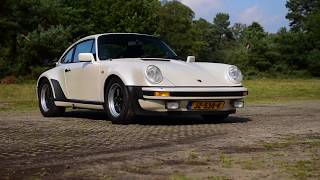 Girldriven Porsche 930 Turbo