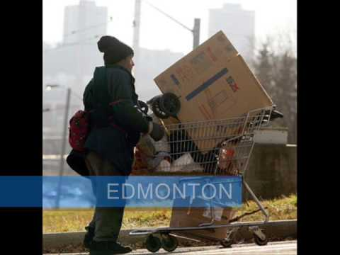 Homeless in Canada