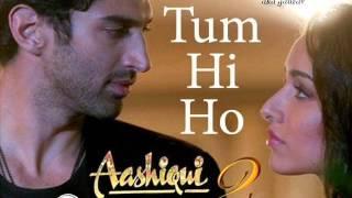 Tum Hi Ho - Aashiqui 2 slow love unplugged version by Dj Base