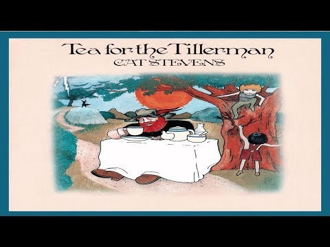 Cat Stevens - Tea For The Tillerman Full (Video +Audio tracks)