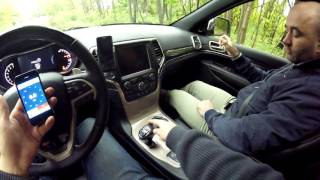 Jeep Grand Cherokee V6 3.6 - Мнение Владельца