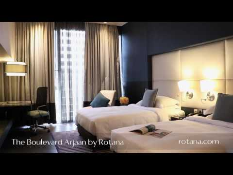 Rooms @ The Boulevard Arjaan by Rotana - Amman, Jordan