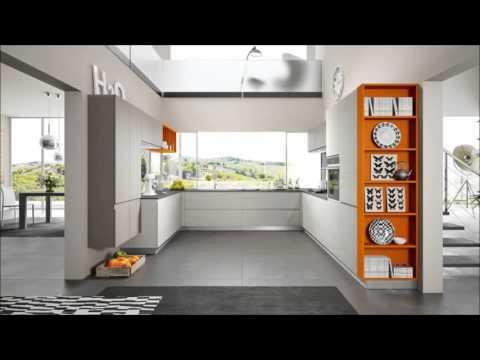 Arredo3 WEGA Modern Kitchen - YouTube