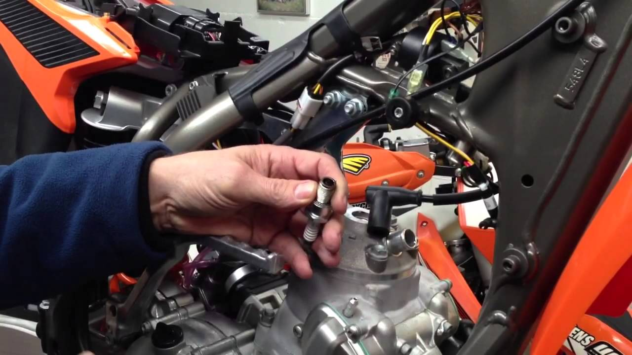How To Check For Spark Youtube Wiring Diagram 06 Ktm 450 Sx