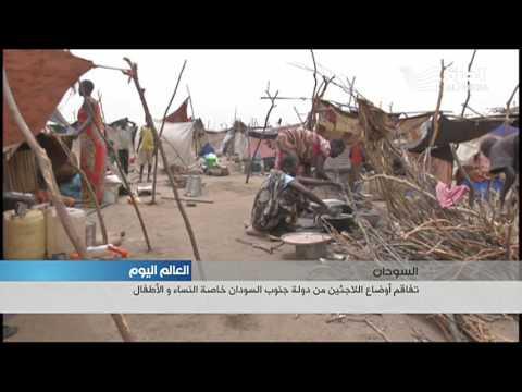 تفاقم أوضاع اللاجئين من جنوب السودان الى ولاية النيل الابيض  - 20:20-2017 / 4 / 24