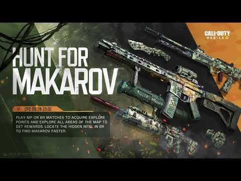 Call of Duty®: Mobile - Hunt for Makarov