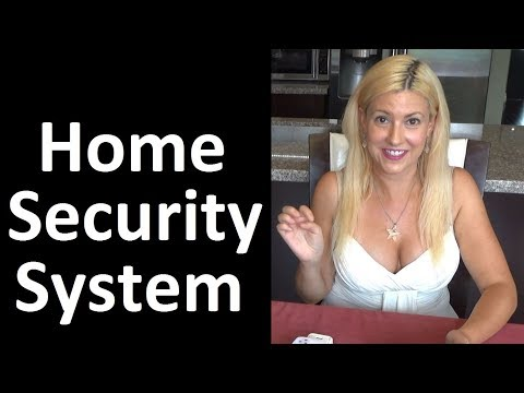 Home Security System with Samsung SmartThings Camera