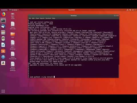 Python 3 6 ModuleNotFoundError No module named pandas - YouTube