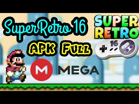 super retro 16 apk full mega
