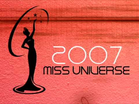 Miss Universe 2007 Evening Gown Competition Theme - Give It Up to Me - Sean Paul feat. Keyshia Cole