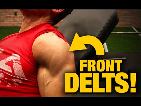 DB Front Raise Done Right (BIGGER FRONT DELTS!)