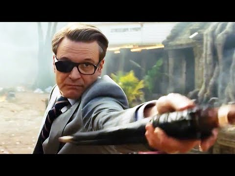 KINGSMAN 2: All NEW Clips + Trailer (2017)