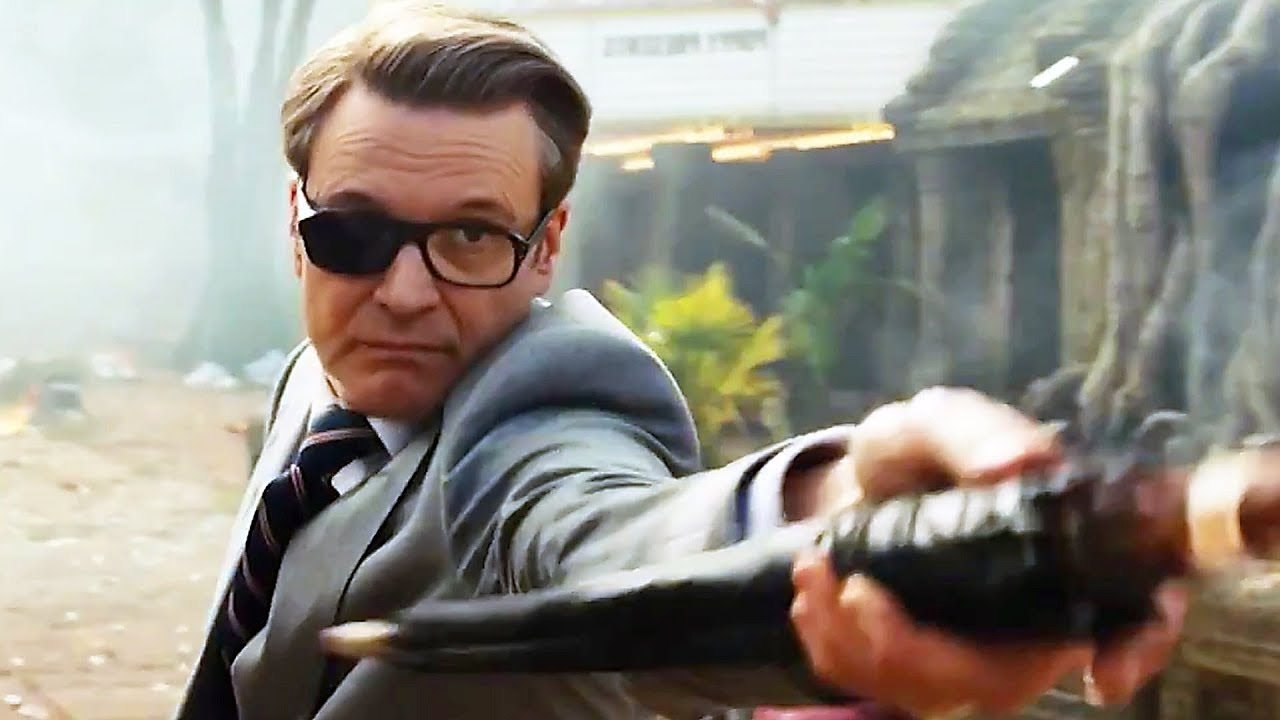Download KINGSMAN 2 Extended TV Spot Trailer ✩ Colin Firth, Action Movie HD (Movie HD)