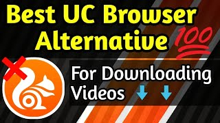 Best UC Browser Alternative For Downloading Videos From Any Site screenshot 5