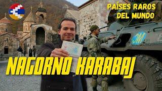 NAGORNO KARABAJ el país que NO ESTÁ en los mapas y se pelean ARMENIA y AZERBAIYÁN 🔥DOCUMENTAL🔥