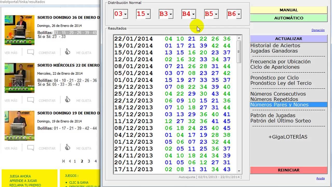 Cómo Ganar Lotería Tinka de Perú Sorteo 5048 (Método Práctico) - YouTube