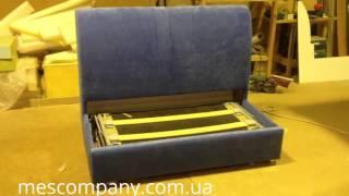 Раскладной диван на кухню на заказ(, 2016-04-28T14:25:07.000Z)