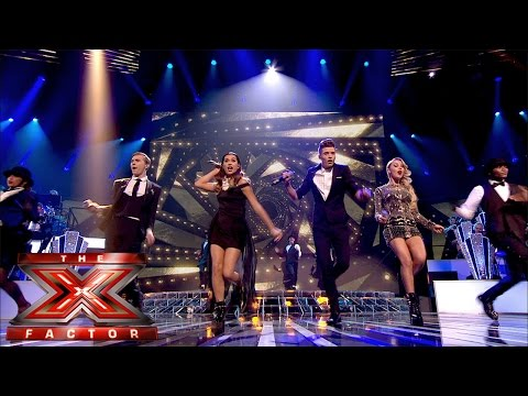 Only The Young sing The Jungle Book's I Wanna Be Like You | Live Week 6 | The X Factor UK 2014