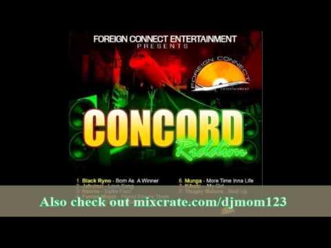 CONCORD RIDDIM MIXX BY DJ-M.o.M JAH VINCI, NAVINO, FANTAN MOJAH, BLAK RYNO and more