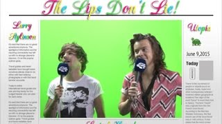Larry Stylinson - The Lips Don