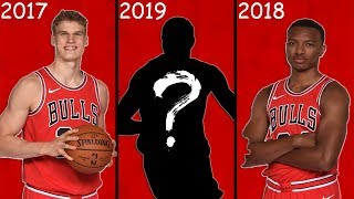 Who Will The Chicago Bulls Draft In The 2019 NBA Draft?   Post Draft Lottery