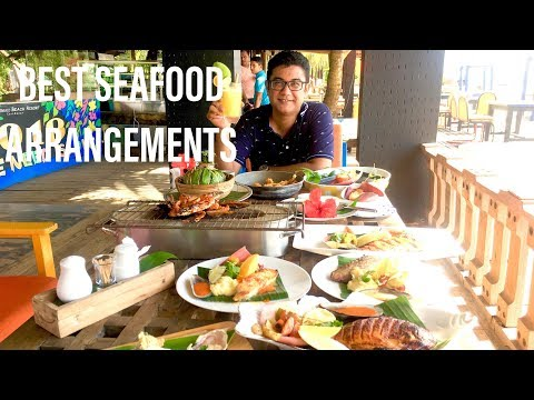 মারমেইডে উপচে পড়া সীফুড - AWESOME SEAFOOD HEAVEN IN MERMAID BEACH RESORT - COX'S BAZAR- BANGLADESH