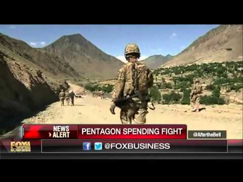 Adm. James Stavridis On The Pentagon Spending Battle