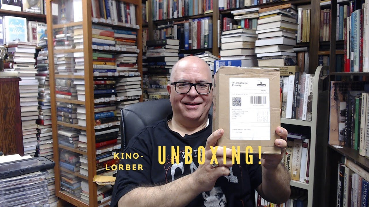 Download Kino Lorber Haul Unboxing