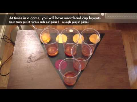 Beerpong Rules