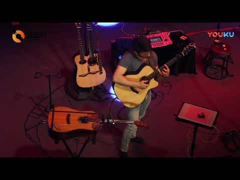 Sweet Child O' Mine – Luca Stricagnoli (LIVE VER) Full HD
