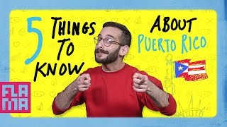 5 Things To Know About Puerto Rico || Honest To Gabe
