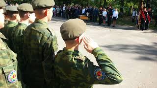 2017.09.01 - Иваново - Шереметьевский кадетский корпус