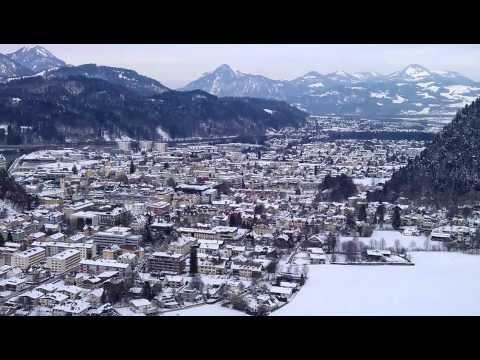 View of Kufstein, Austria