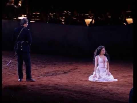 Carmen, Seguidilla Scene, Nadia Krasteva