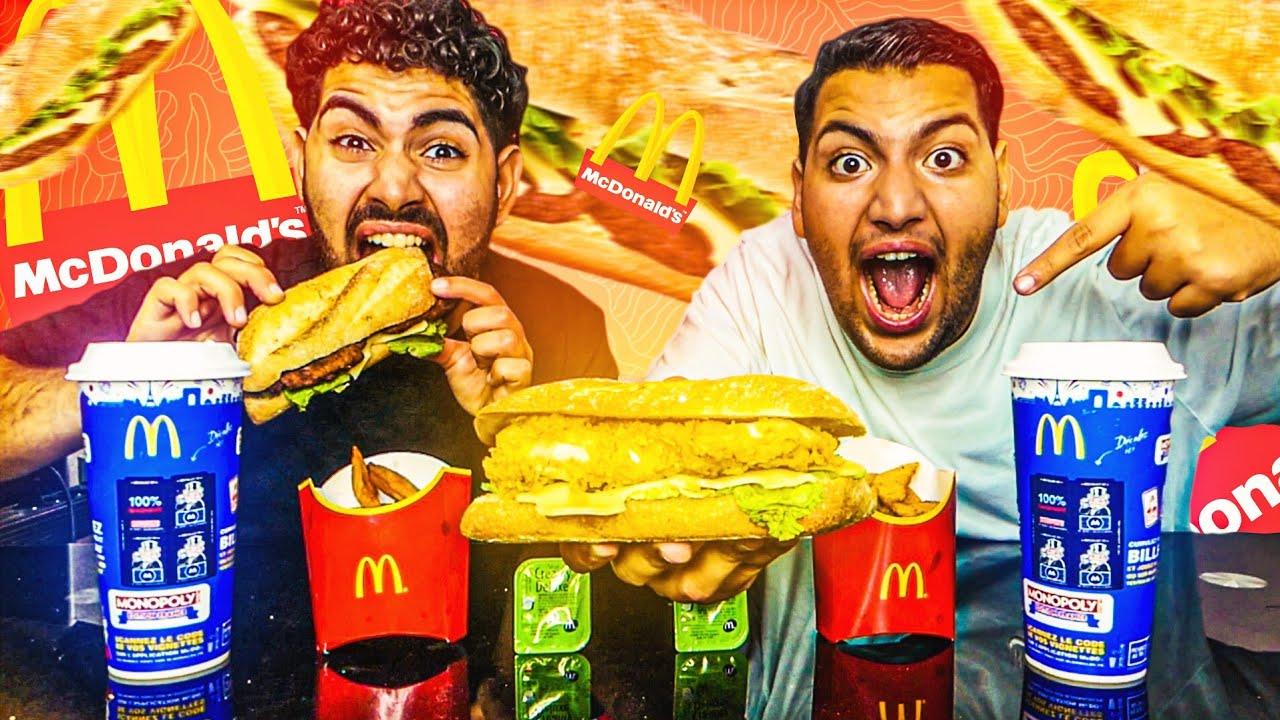 Download DÉGUSTATION DU NOUVEAU MC BAGUETTE DE CHEZ McDonald's ! 🥖😋