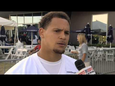 """Cortland Finnegan on Rams 2012 Team """"We"""