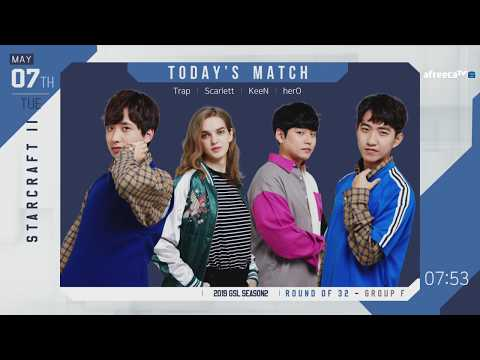 [ENG] 2019 GSL S2 Code S RO32 Group F