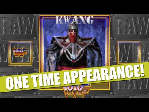 10 WWE Wrestlers Who Only Appeared Once in A WWE Video Game!