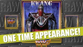 10 wwe wrestlers who only appeared once in a wwe video game