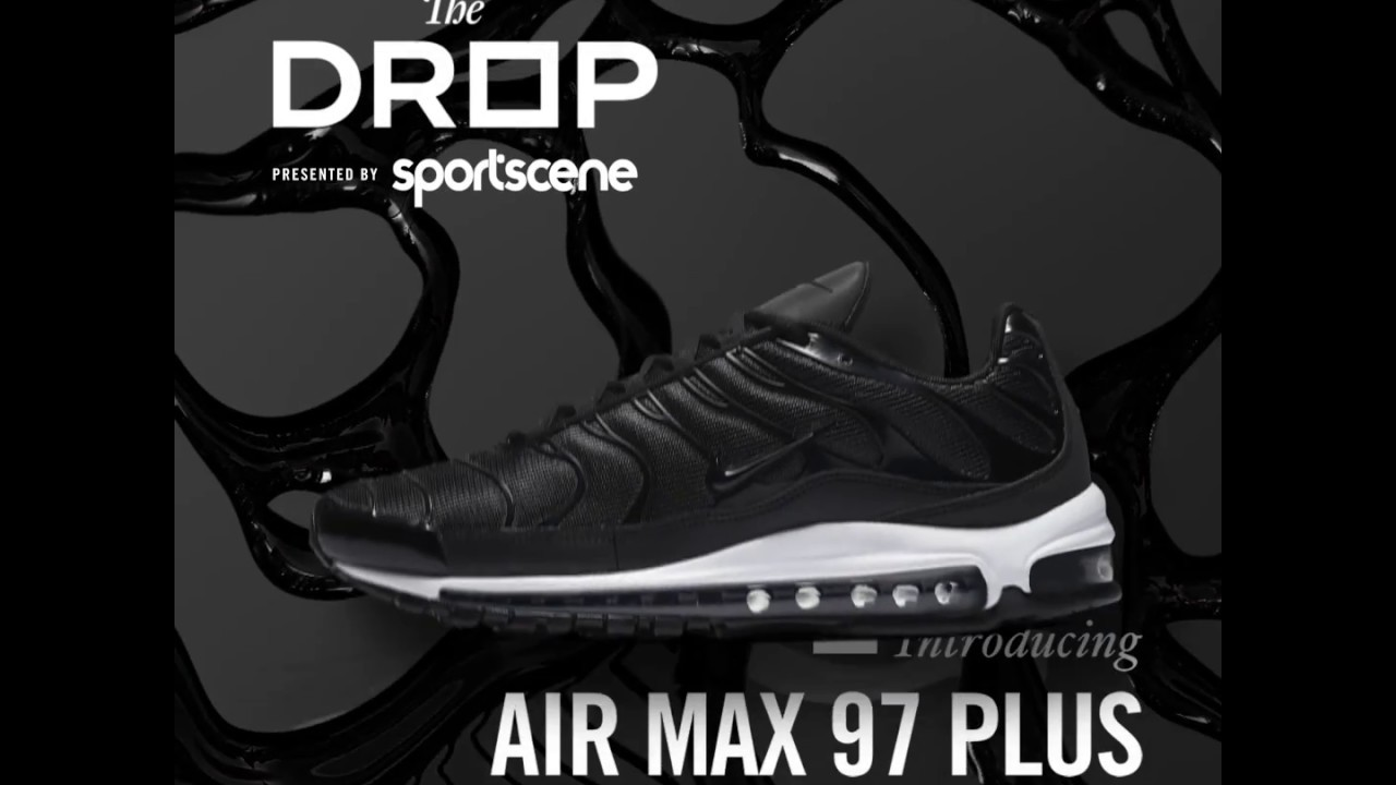b0ad9155a7 The Drop: Nike Air Max 97 Plus - presented by sportscene - YouTube