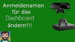 XBOX ONE Tutorial - Anmeldenamen ändern 2018 [German HD]