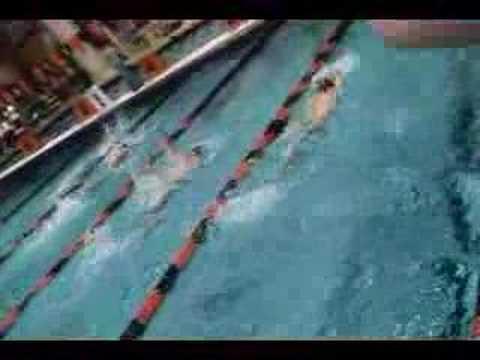 David Cromwell Breaks Ivy 200 Back Record