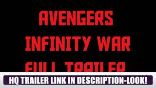 Avengers: Infinity War Leaked Trailer and Panel [HQ]