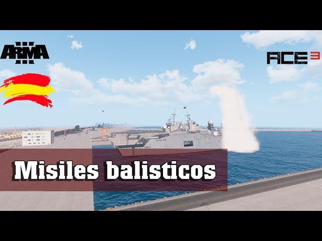 Arma 3 | Misiles balisticos