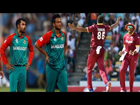 West Indies is closer to Bangladesh