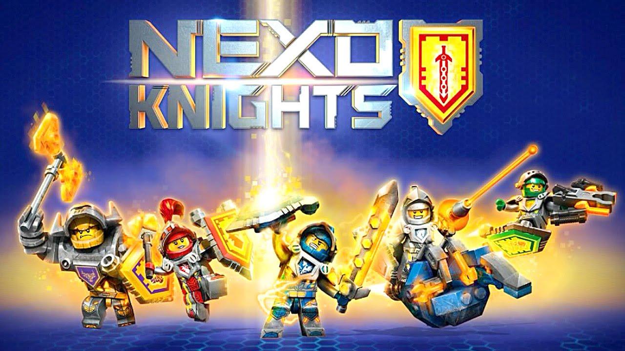 Lego Nexo Knights Merlok 2.0 App Gameplay - YouTube