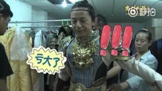 """04.05.16 - Bastidores do filme """"A Chinese Odissey"""" com UNIQ"""