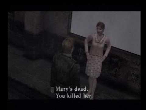 Silent Hill 2 Final Boss In Water Ending Youtube