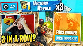 No One Can Stop Tfue and His Team in Champion Series Tournament...
